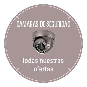 Ofertas de cámaras de seguridad y videovigilancia de Teknometric