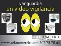 cámaras de vigilancia con clave de seguridad